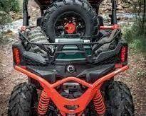 Bumper / pare chocs Maverick Trail / Sport Can-Am