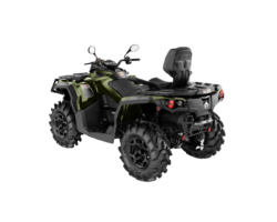 CAN AM OUTLANDER MAX 650 XU+ 2021