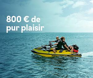 Offre spéciale précommande Sea-Doo -800€ !